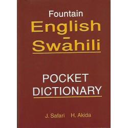 Fountain English - Swahili Pocket Dictionary