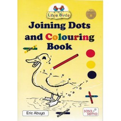 Joining Dots and Colouring Book