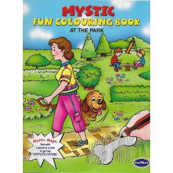 MYSTIC: FUN COLOURING BOOK-AT THE PARK