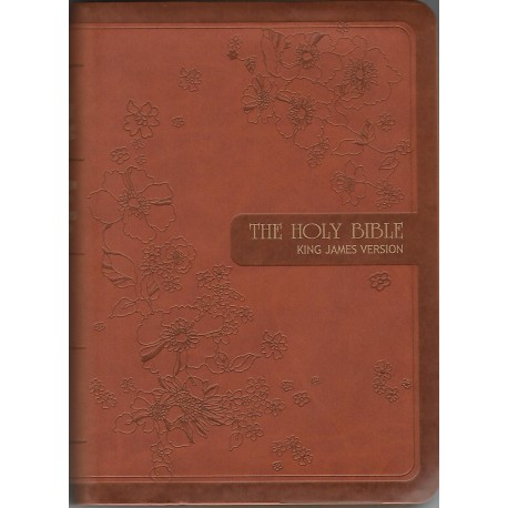 THE HOLY BIBLE-RED LETTER EDITION KING JAMES VERSION