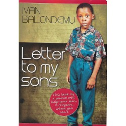 Letter to my Sons