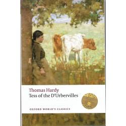 Tess of the D'Urbervilles-A level oxford classics