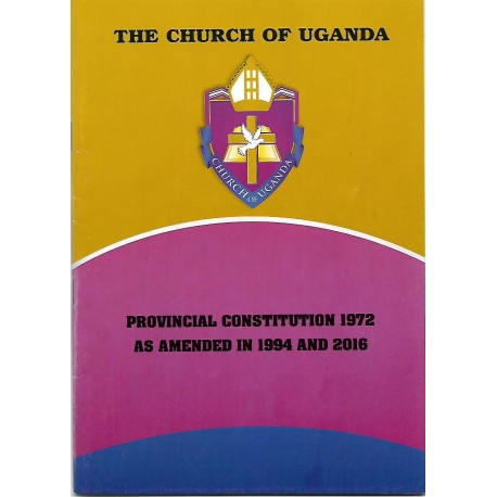 PROVINCIAL CONSTITUTION 1972 AS AMENDED IN 1994 AND 2016