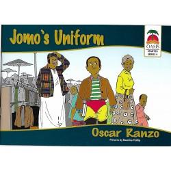 JOMO'S UNIFORM-OSCAR RANZO