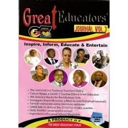 GREAT EDUCATORS JOURNAL VOL.3