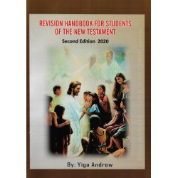Revision Handbook for students of the New Testament