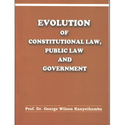 Evolution of Constitutional Law, Public Law and Government
