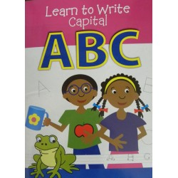 Learn to write Capital ABC