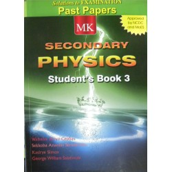 Secondary Students physics book 3
