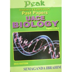 Solutions to Examination Past Papers Biology