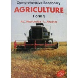 Comprehensive Secondary Agriculture Form 3
