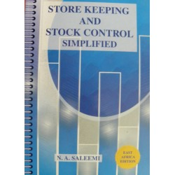 Store Keeping & Stock Control Simplified