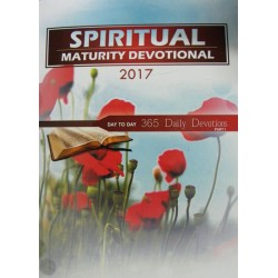 Spiritual Maturity Devotional