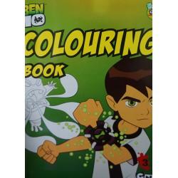 Ben's Coloring Book
