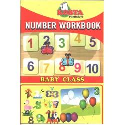 KOBTA Number Workbook