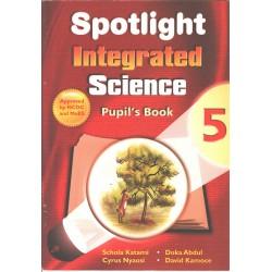 Spotlight Integrated Science Book 5