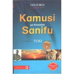 Kamusi ya Kiswahili Sanifu