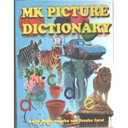 MK Picture Dictionary