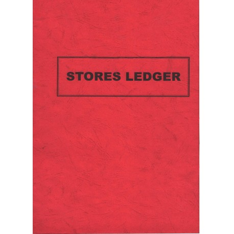 Stores Ledger