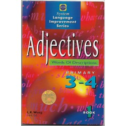 Adjectives  Primary  3 - 4