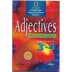 Adjectives  Primary  3 - 4