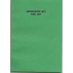 Advocates Act