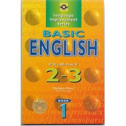 Basic English Primary 2 -3