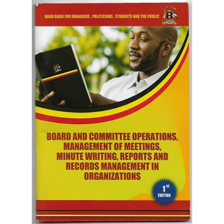 Board and Committee Operations, management of meetings , minute writing, Reports and Records Management in organisations