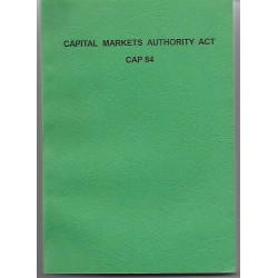 Capital Markets Authority Act