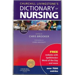Churchhill Livingstone Dictionary of Nursing