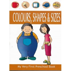 COLOURS, SHAPES AND SIZES