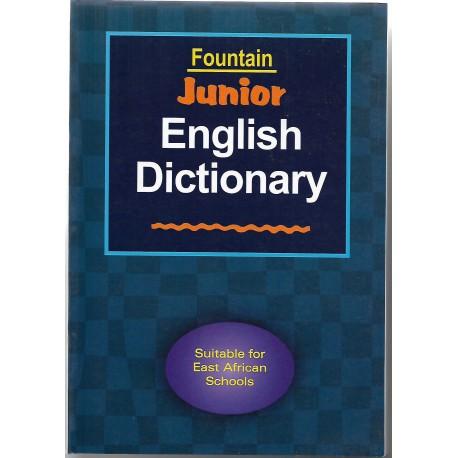Fountain Junior English Dictionary