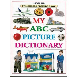 MY ABC PICTURE  DICTIONARY