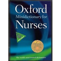 oxford dictionary for nurses