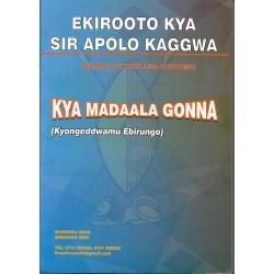 Ekirooto Kya Sir Apolo Kaggwa