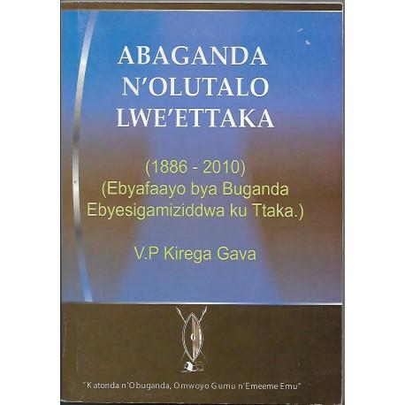 Abaganda  N'Olutalo Lwe'ettaka