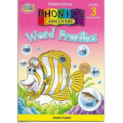 Phonics Discovery -Word families