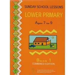 Sunday School Lessons - Lower Primary