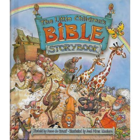 The Little Children's Bible Story Book - Uganda Bookshop