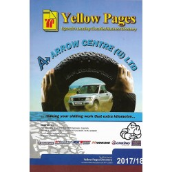YELLOW PAGES 2017/18