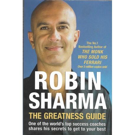 ROBIN SHARMA : The Greatness Guide