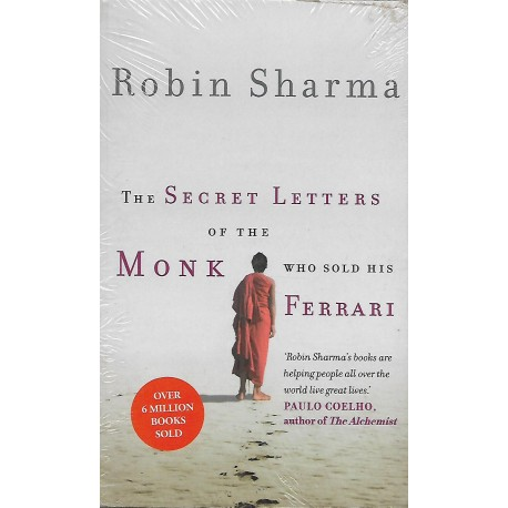 The Secret Letters Of The Monk Who Sold His Ferrari Uganda Bookshop
