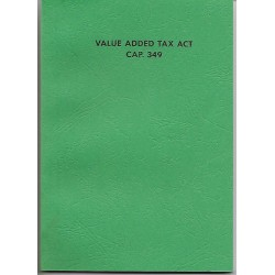 VALUE ADDED TAX Act