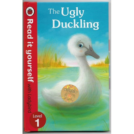 The ugly duckling -lady bird