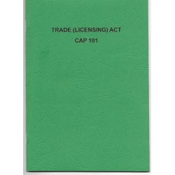 Trade (licensing) Act