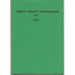 Public PrivatePartnerships Act 2015