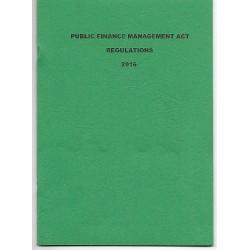 Public Finance Management Act Regulations 2016