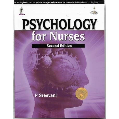 Psycology for Nurses